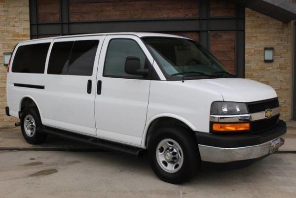 2018 Chevrolet Express LT