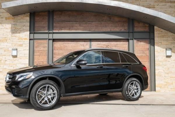 2019 Mercedes-Benz GLC GLC 300