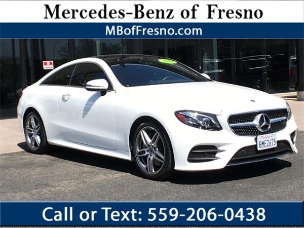 2019 Mercedes-Benz E-Class in Fresno, CA