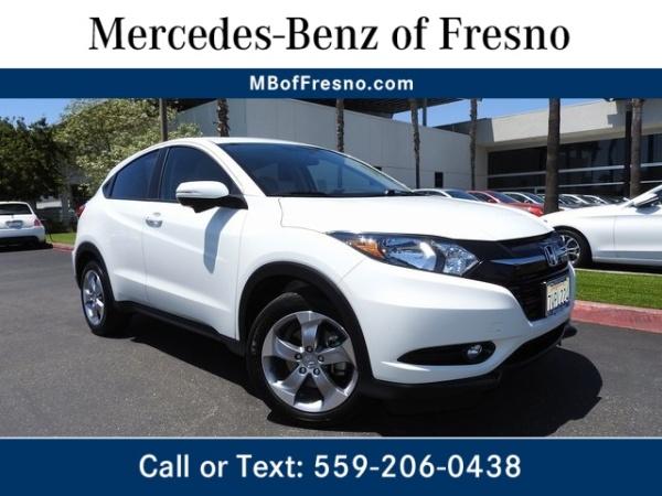 2017 Honda HR-V in FRESNO, CA