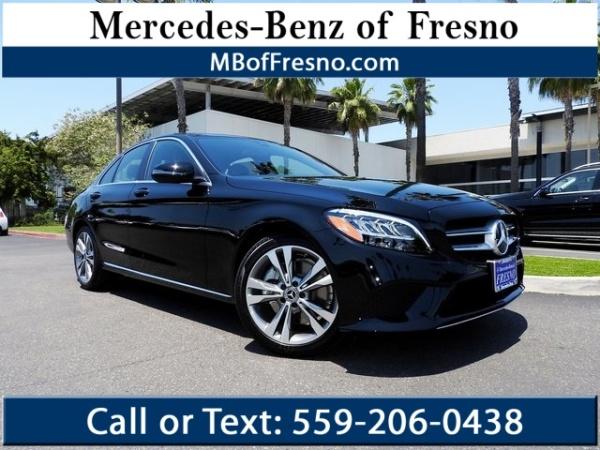 2019 Mercedes-Benz C-Class in Fresno, CA