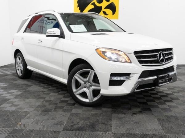 2015 Mercedes-Benz ML ML 400