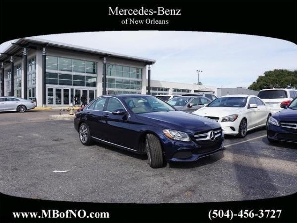 2018 Mercedes-Benz C-Class in Metairie, LA