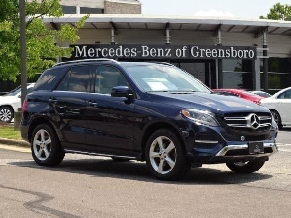 2016 Mercedes-Benz GLE in Greensboro, NC