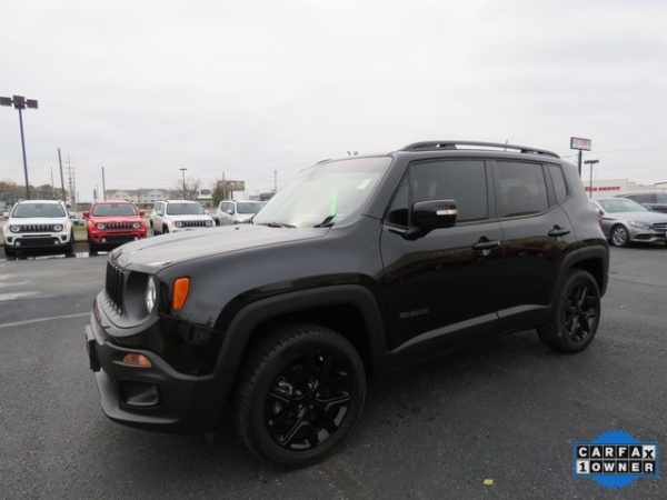 2018 Jeep Renegade in Joplin, MO