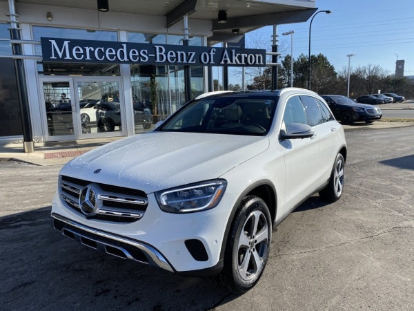 2020 Mercedes-Benz GLC in Akron, OH