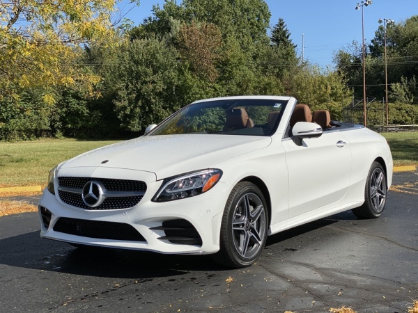 2020 Mercedes-Benz C-Class in Akron, OH