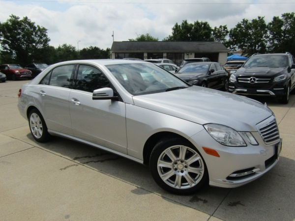 Used mercedes benz e for sale in bedford oh u s news for Mercedes benz dealer akron ohio