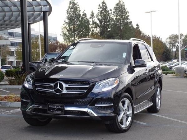 2019 Mercedes-Benz GLE GLE 400