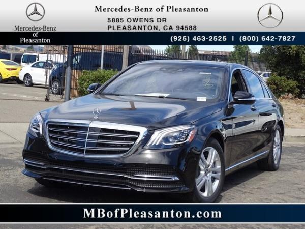 2020 Mercedes-Benz S-Class in Pleasanton, CA