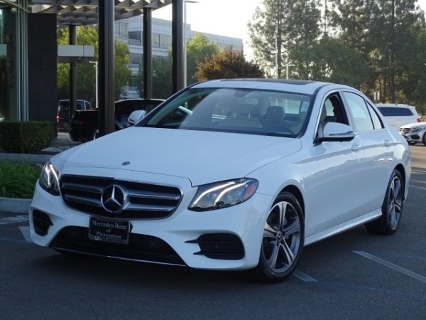 2019 Mercedes-Benz E-Class in Pleasanton, CA