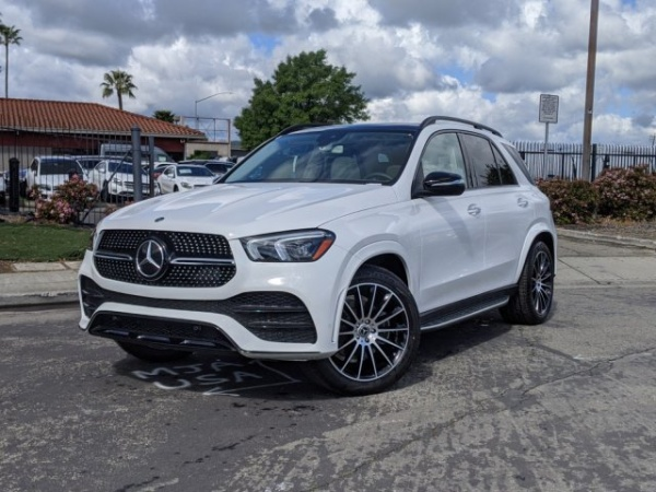 2020 Mercedes-Benz GLE in Pleasanton, CA