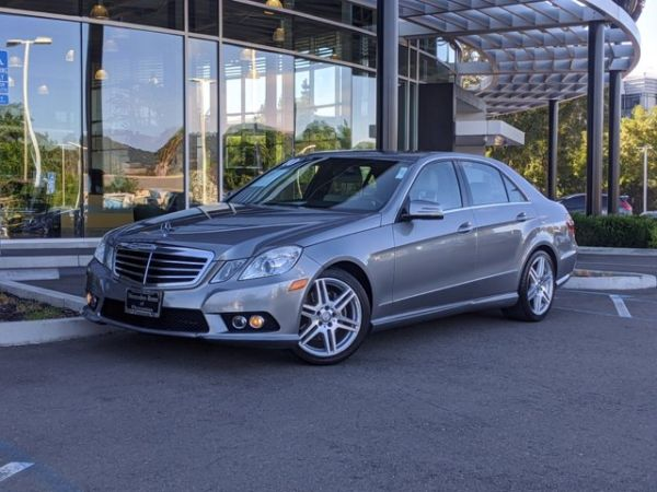2010 Mercedes-Benz E-Class in Pleasanton, CA