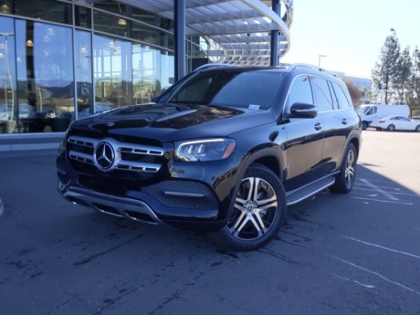 2020 Mercedes-Benz GLS in Pleasanton, CA