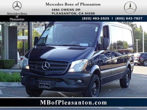 2017 Mercedes Benz 2500 Standard Roof V6 >> 2017 Mercedes Benz Sprinter Cargo Van 2500 Standard Roof V6