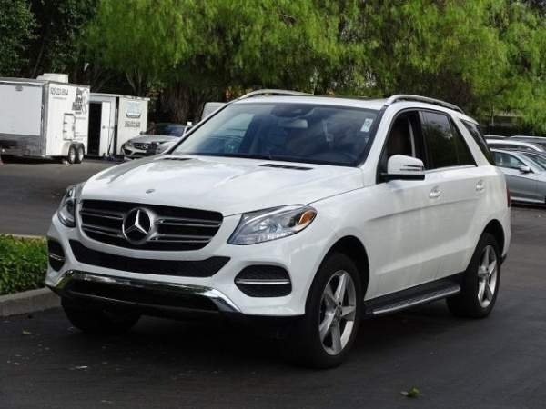 2017 Mercedes-Benz GLE in Pleasanton, CA
