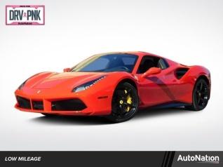 Used Ferrari 488 Spiders For Sale Truecar