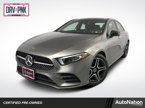 2019 Mercedes-Benz A-Class in Naperville, IL