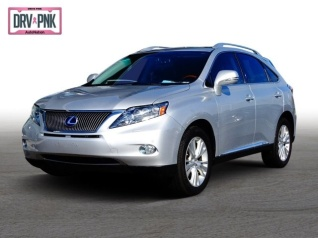 Used 2010 Lexus RX RX 450h Hybrid AWD For Sale In Naperville, IL