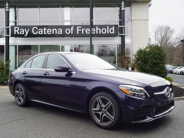 2020 Mercedes-Benz C-Class in Freehold, NJ