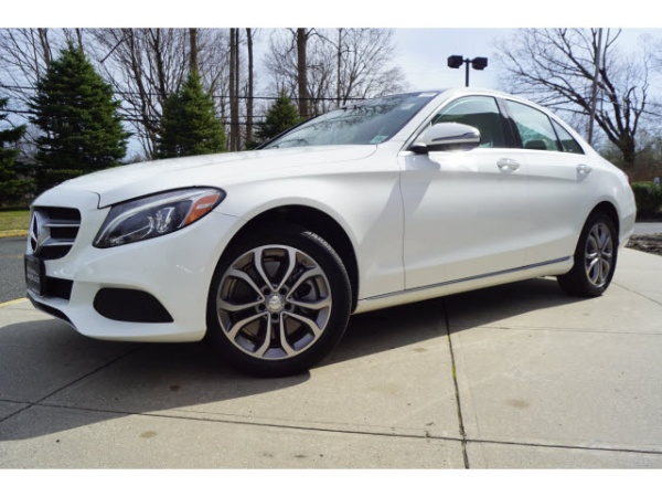 2017 Mercedes-Benz C-Class in Freehold, NJ