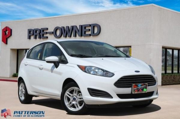 2017 Ford Fiesta in Wichita Falls, TX