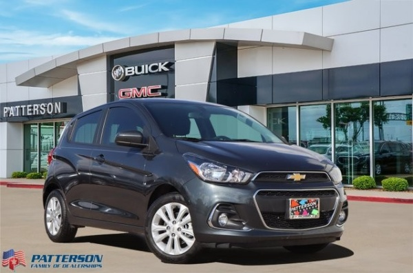 2018 Chevrolet Spark 1LT Manual