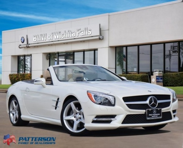 2016 Mercedes-Benz SL in Wichita Falls, TX