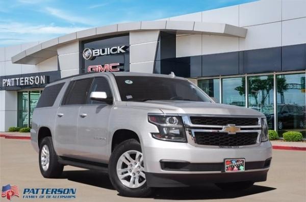 2019 Chevrolet Suburban in Wichita Falls, TX