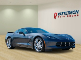 Used 2014 Chevrolet Corvette Stingray Z51 With 2LT Coupe For Sale In  Wichita Falls, TX