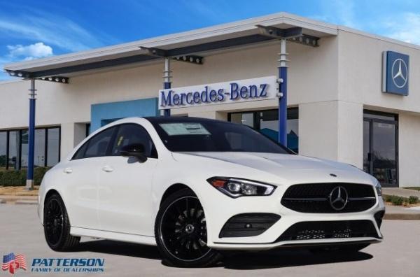 2020 Mercedes-Benz CLA in Wichita Falls, TX