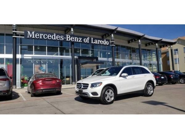 Mercedes Benz Of Laredo >> 2017 Mercedes Benz Glc Glc 300 Suv Rwd For Sale In Laredo