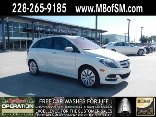 2017 Mercedes Benz B Cl Hatchback Electric Drive For In D Iberville