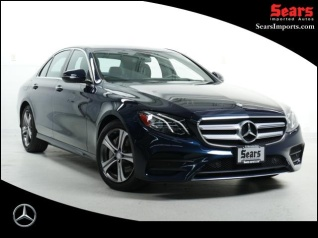 2019 Mercedes Benz E Class Prices Incentives Dealers Truecar