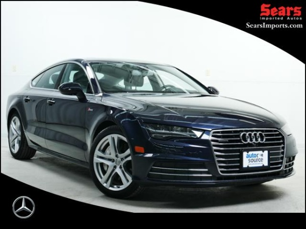 used audi a7 for sale in saint paul mn u s news. Black Bedroom Furniture Sets. Home Design Ideas