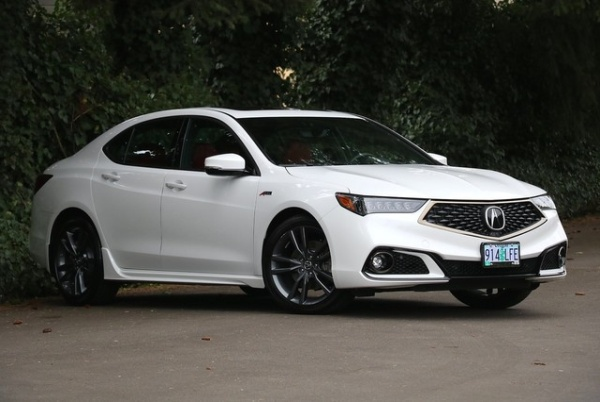 2019 Acura TLX in Salem, OR