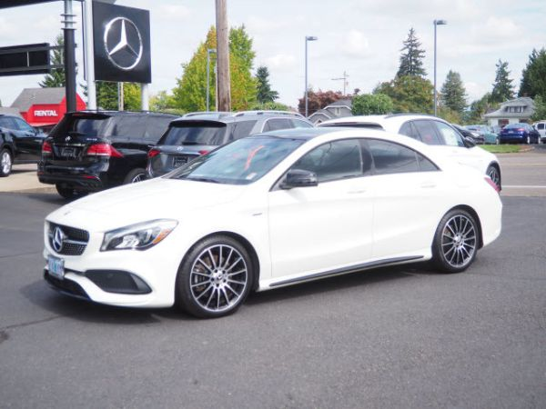 2018 Mercedes-Benz CLA in Salem, OR