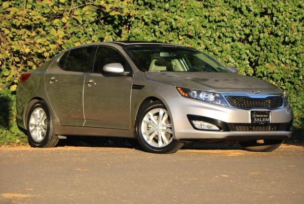 2013 Kia Optima in Salem, OR