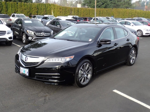 2016 Acura TLX in Salem, OR