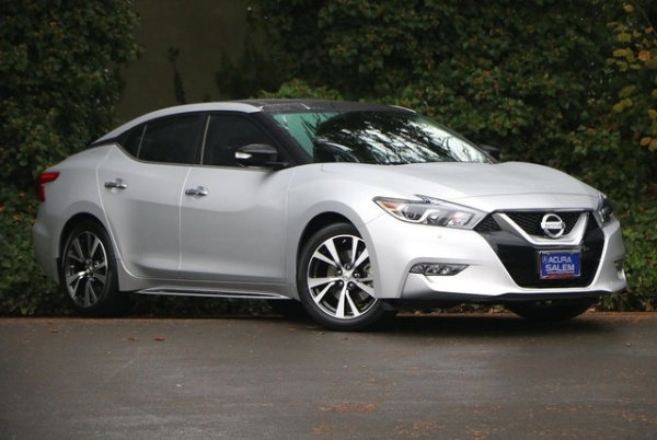2016 Nissan Maxima in Salem, OR