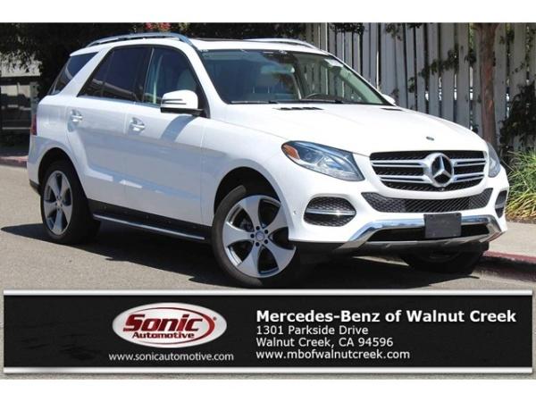 Mercedes Of Walnut Creek >> 2016 Mercedes Benz Gle Gle 350 4matic For Sale In Walnut