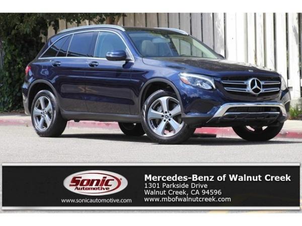 Mercedes Of Walnut Creek >> 2019 Mercedes Benz Glc Glc 300 4matic For Sale In Walnut