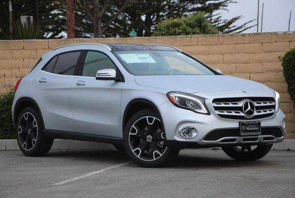 2020 Mercedes-Benz GLA in Monterey, CA