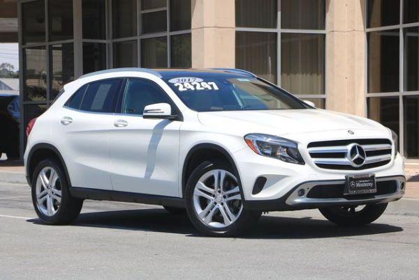 2017 Mercedes-Benz GLA in Monterey, CA