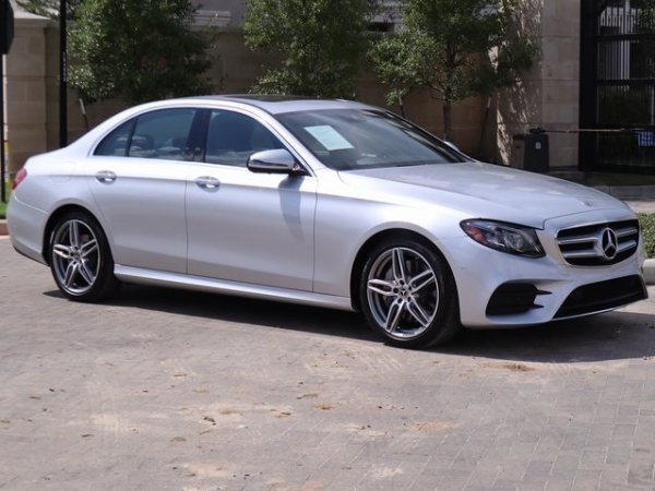 2019 Mercedes-Benz E-Class in Houston, TX