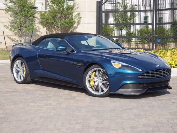 Aston Martin Vanquish Volante For Sale In Houston TX TrueCar - Aston martin houston