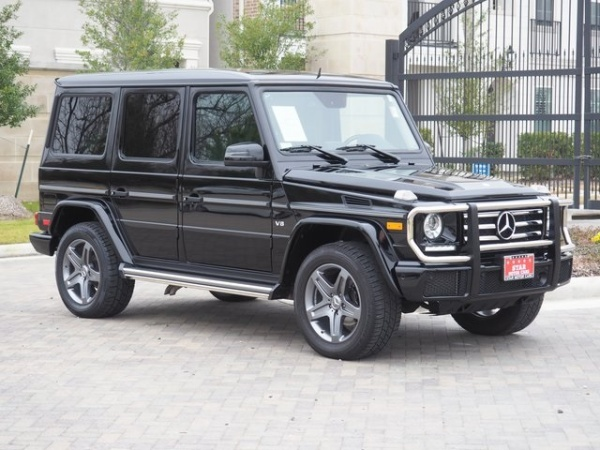 G Mercedes Houston Tx For Sale