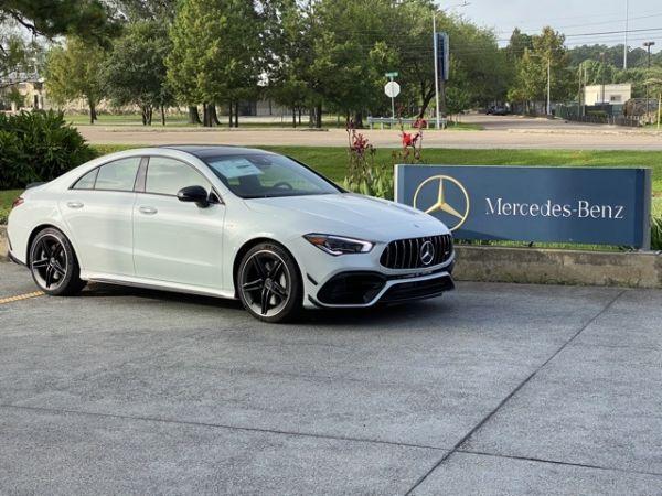 2020 Mercedes-Benz CLA in Houston, TX