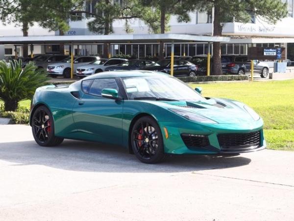 2017 Lotus Evora 400 400