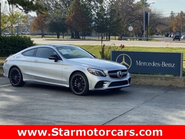2020 Mercedes-Benz C-Class in Houston, TX